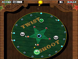 Twist & Shoot game
