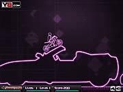 Neon Extreme Stunts game