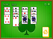 Play Aces up solitaire Game