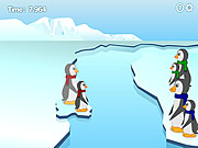Penguin Families game