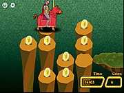 Play Greedy knight Game