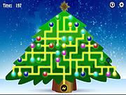 Play Christmas tree light up Game