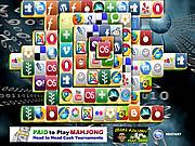 Internet Mahjong game