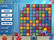 Play Blox aqua Game