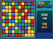 Play Doof blocks Game