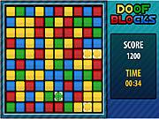 Doof Blocks game