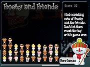 Frosty And Friends game