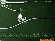 Blackboard Fight game