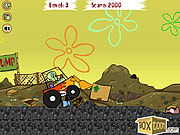 Squidward Tractor game