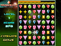 Cosmos Gems game