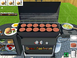 Grill Champ game