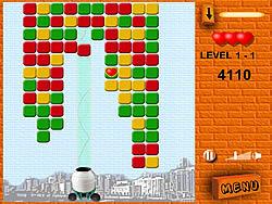 Keep The Brick game