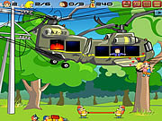 Bouncy Fire Fighters game