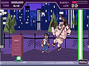 juego Danny Phantom: Freak For All