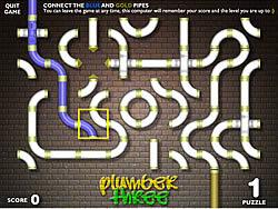 Plumber Three game