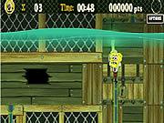 Sponge Bob Square Pants: Ship O' Ghouls game