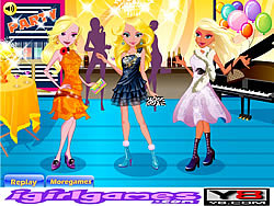 Party Queen game