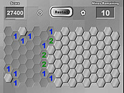 Play Hex mines Game