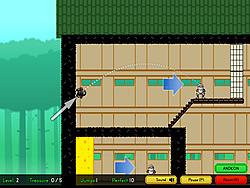 Sticky Ninja Academy game