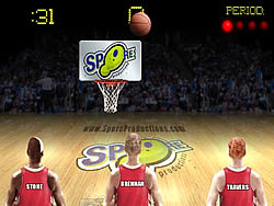 BBall Shoot-Out game