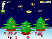 Christmas Thr33s game