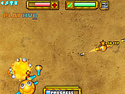 Play Gunball 2 - emperors revenge Game