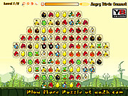 Play Angry birds match Game