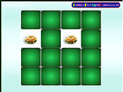 Play Yummy food pairs Game