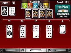 Hot Casino Blackjack game