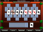 Tripeaks Solitaire Game game