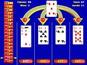 Card Blitz 21 game