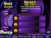 The Outer Space Quiz Game game