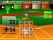 Batter's Up Baseball (Addition) game