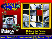 Space Jumble Game game