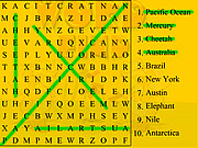 Word Find game