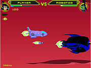 juego Danny Phantom: Fright Flight