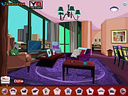 Play Hall decoration Game