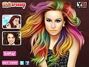 Play Kristen bell celebrity makeover Game