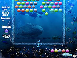 Bubble Beach 2 game
