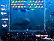 Bubble Beach 2 game