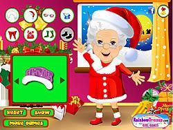 Mrs Santa Claus game
