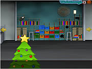 Christmas Safes Room Escape game