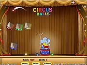 Play Circus balls Game