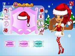 Mina and Lisa Christmas Collection game