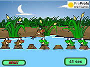 Play Leap froggies Game