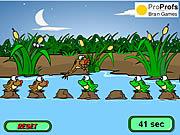 Leap Froggies game