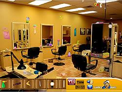 Salon spel