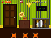 Play Gathe escape-haunted house Game