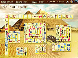 Discover Egypt game