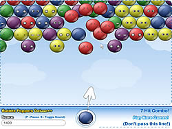 Bubble Poppers Deluxe game